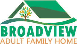 Broadview Adult Family Home logo